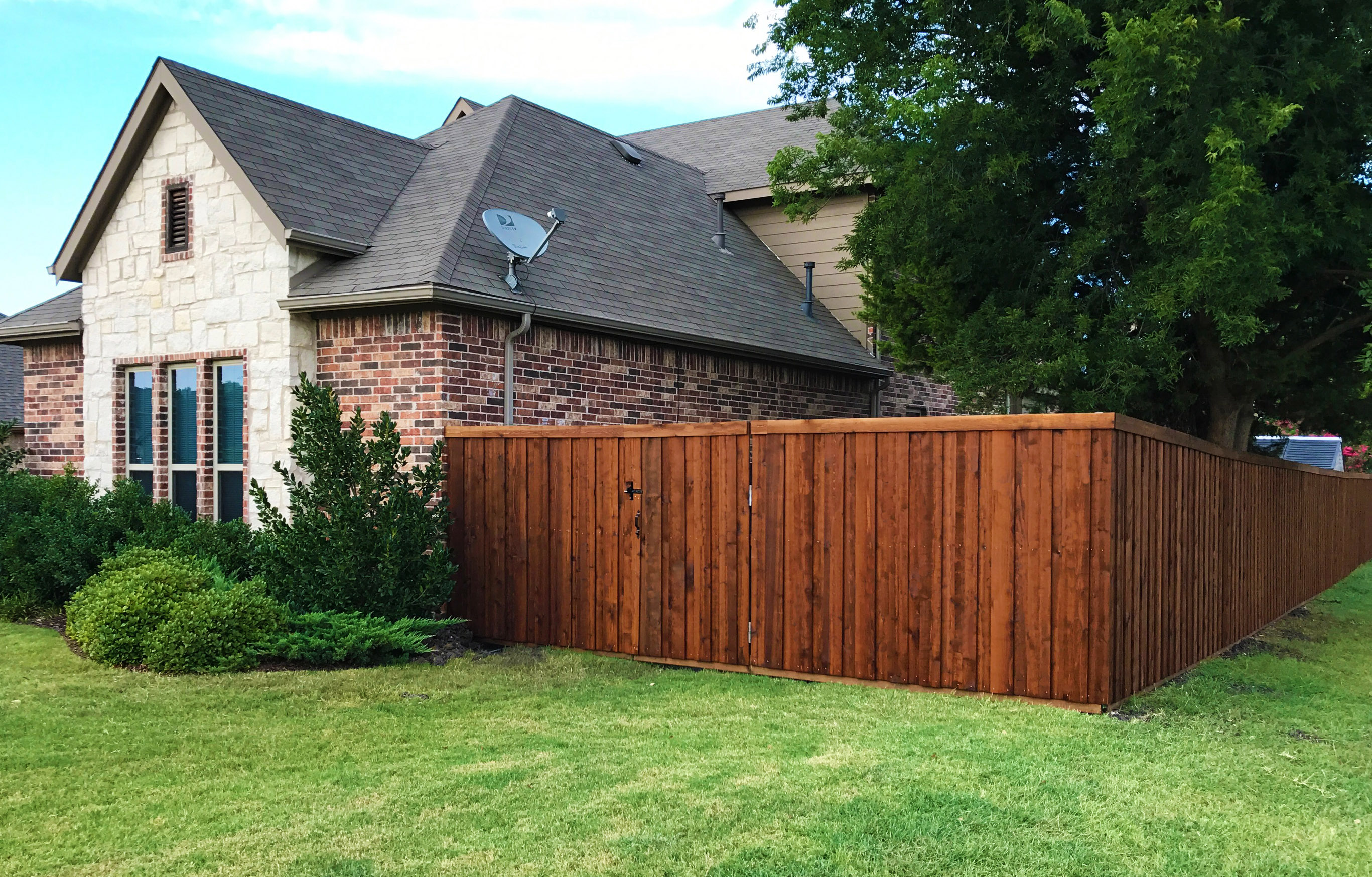Call A Better Fence Company Today For Your Free Privacy Wood Estimate